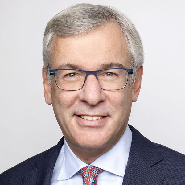 Dave McKay, President & Chief Executive Officer, RBC
