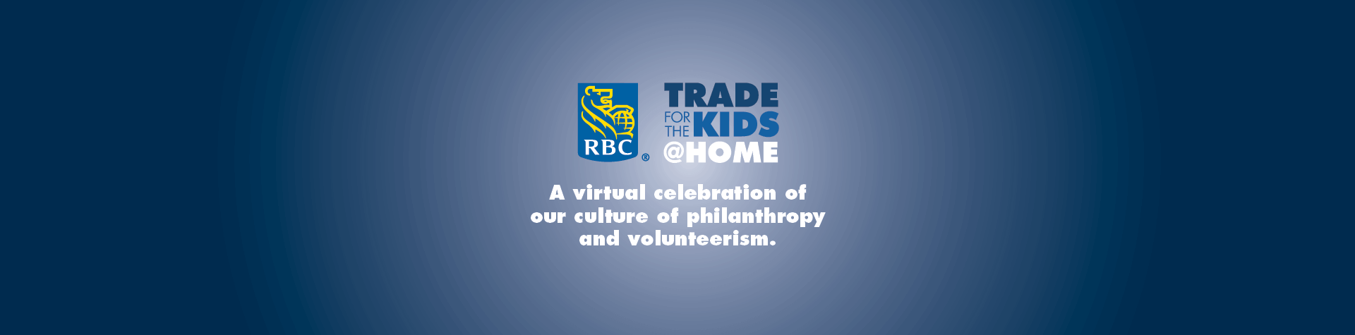 RBC Trade for the Kids @ Home