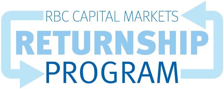 Rbc Capital Markets >> Rbc Capital Markets Returnship Program